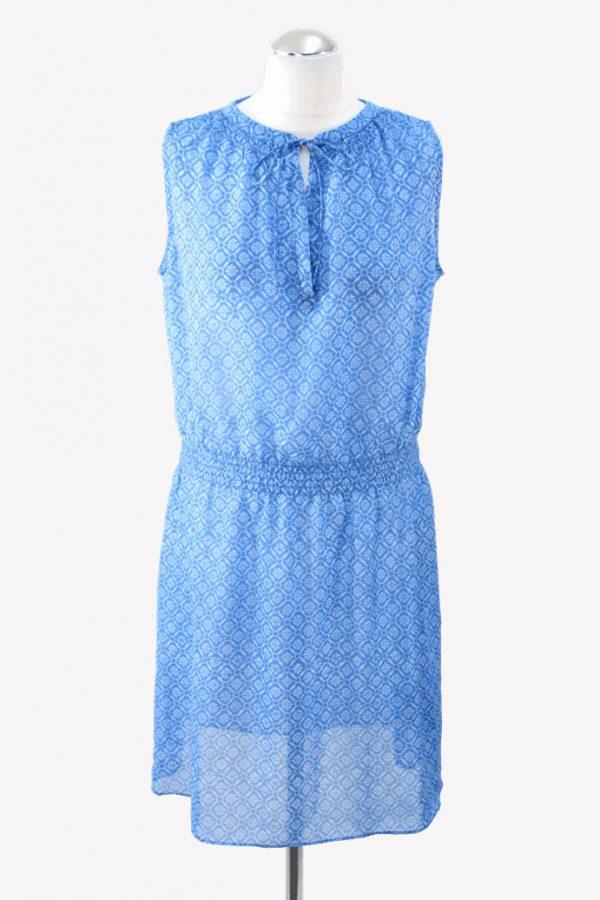 Ralph Lauren Shiftkleid in Blau aus Polyester Frühjahr / Sommer.1