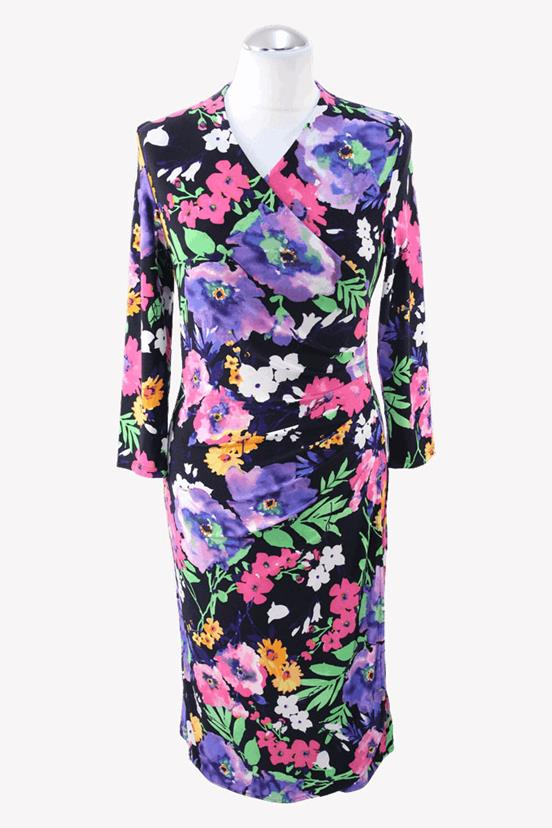 Ralph Lauren Shiftkleid in Multicolor aus Polyester Alle Jahreszeiten.1
