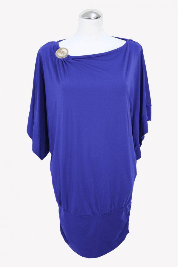 Michael Kors Badekleid in Blau aus Nylon Frühjahr / Sommer.1