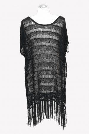 Polo Ralph Lauren Badekleid in Schwarz aus Acrylic Alle Jahreszeiten.1