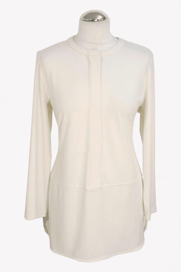 Ralph Lauren Bluse in Weiß aus Polyester Alle Jahreszeiten.1