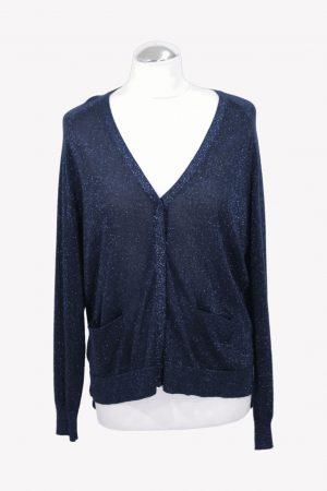 Whistles Pullover in Blau aus Viskose Alle Jahreszeiten.1