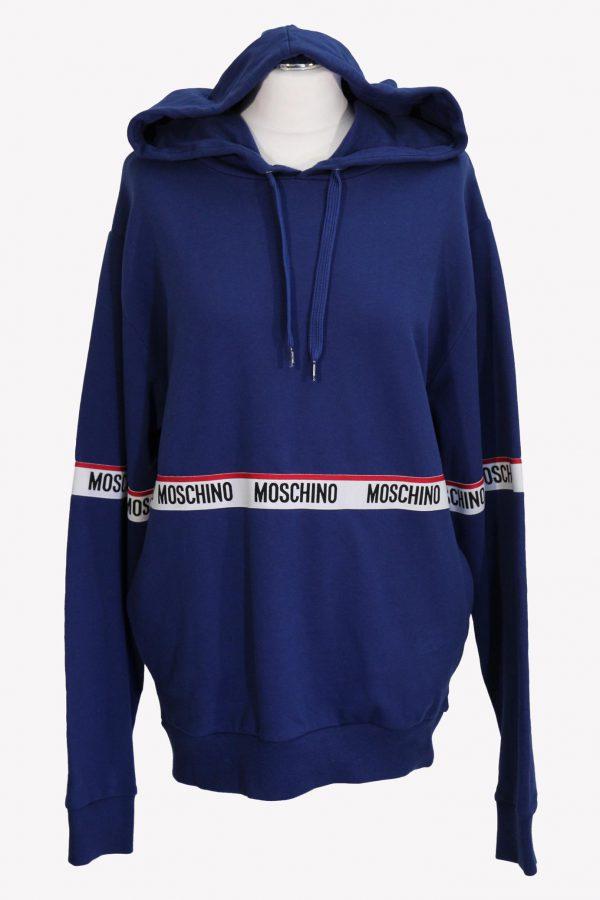 Moschino Pullover in Blau aus Baumwolle aus Baumwolle Alle Jahreszeiten.1