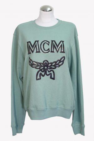 MCM Pullover in Grün aus Baumwolle aus Baumwolle Alle Jahreszeiten.1