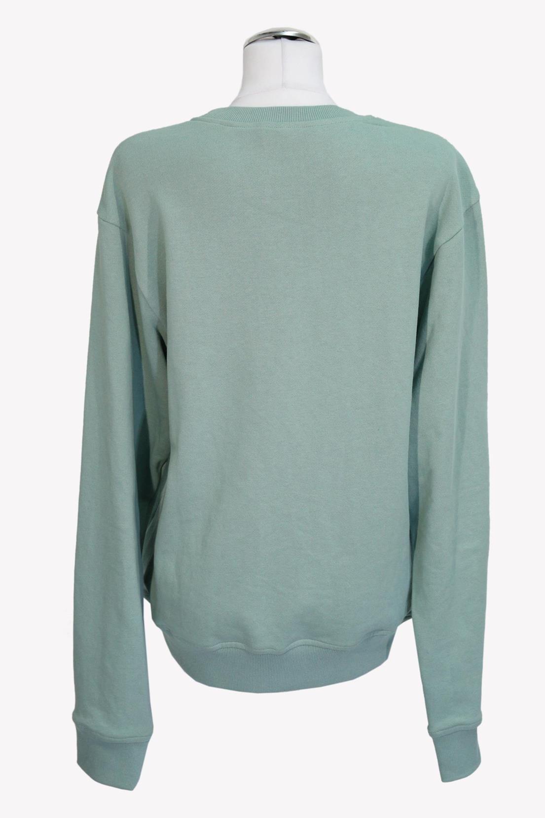 Pullover in Grün aus Baumwolle MCM