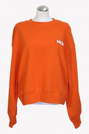MCM Pullover in Orange aus Baumwolle aus Baumwolle Alle Jahreszeiten.1