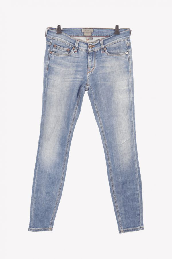 Ted Baker Jeanshose in Blau aus Baumwolle Alle Jahreszeiten.1