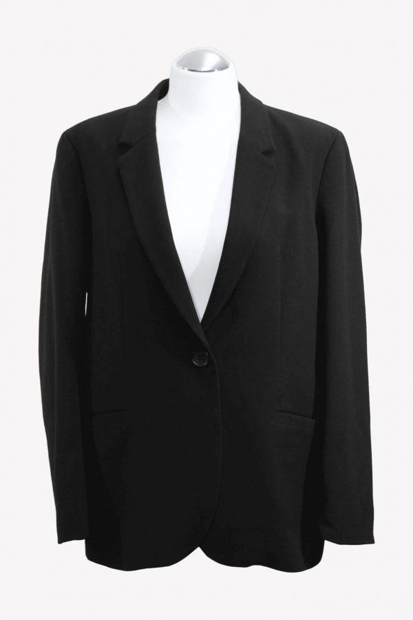 Hugo Boss Blazer in Schwarz aus Polyester Alle Jahreszeiten.1