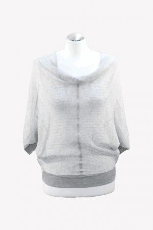 All Saints Pullover in Grau aus Polyester Alle Jahreszeiten.1