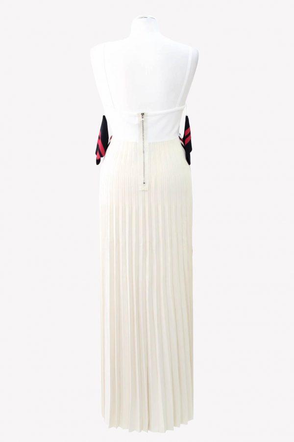 Kleid in Beige MRZ