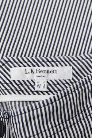 Hose mit Muster L. K. Bennett