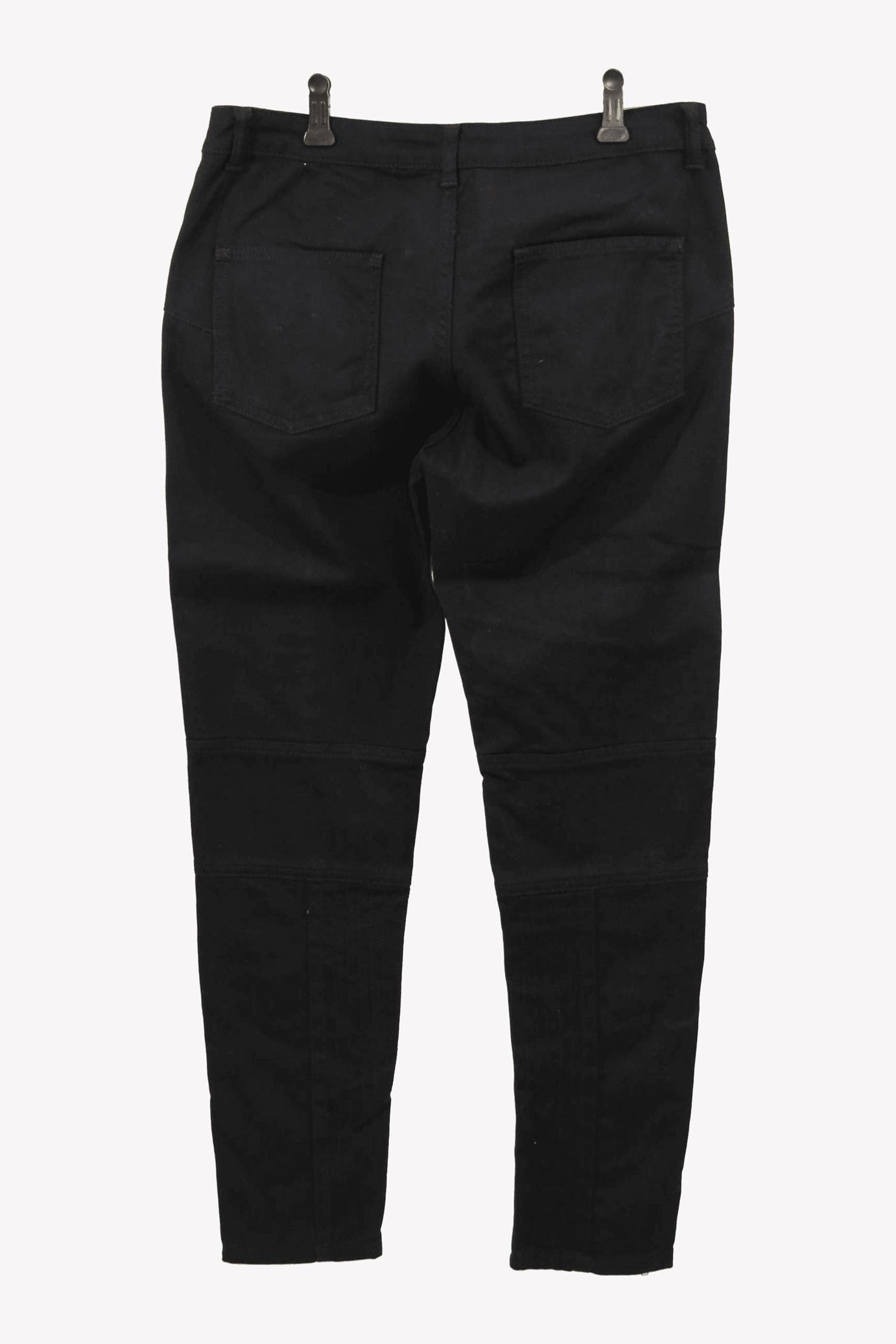 Jeanshose in Schwarz Whistles