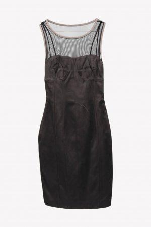 Karen Millen Kleid in Schwarz aus Acetat Alle Jahreszeiten.1
