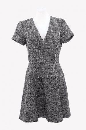 Michael Kors Kleid in Grau aus Polyester Alle Jahreszeiten.1