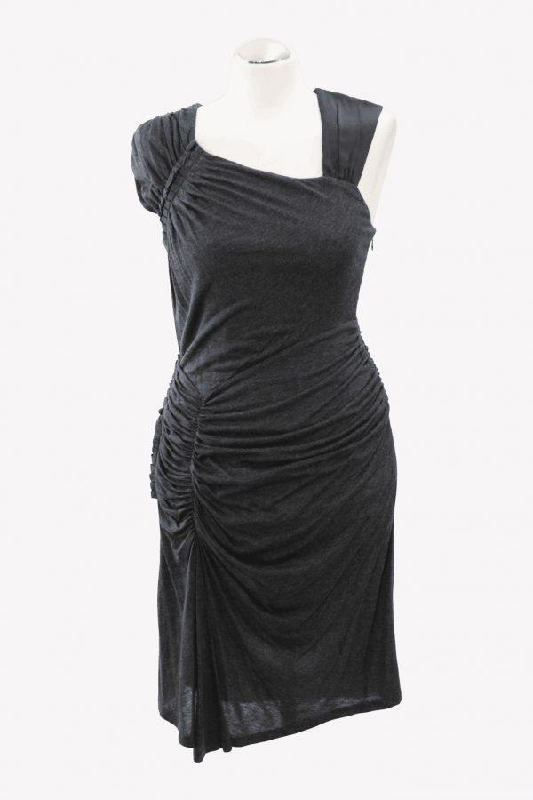Karen Millen Kleid in Grau aus Modal Alle Jahreszeiten.1