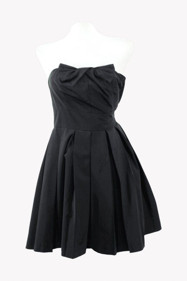 Armani Skaterkleid in Schwarz aus Polyester Alle Jahreszeiten.1