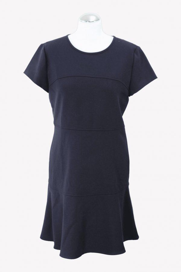 Michael Kors Skaterkleid in Blau aus Polyester Alle Jahreszeiten.1