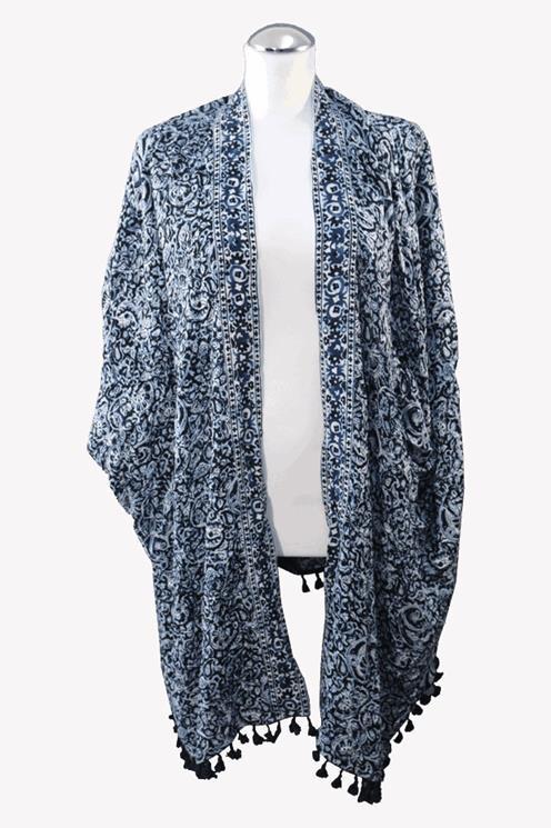 Ralph Lauren Badekleid in Blau.1