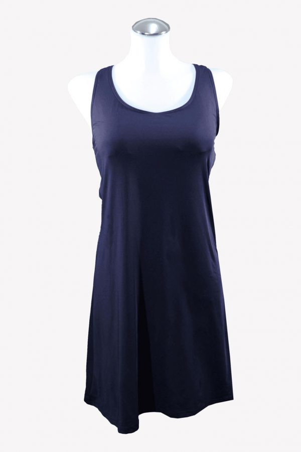 Michael Kors Badekleid in Blau.1