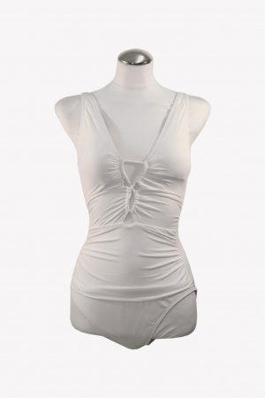 Ralph Lauren Einteiler in Weiß.1