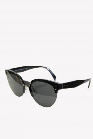 Prada Sonnenbrillen in Schwarz aus Kunststoff .1