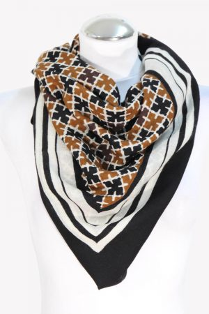 By Malene Birger Schal in Multicolor aus Wolle .1