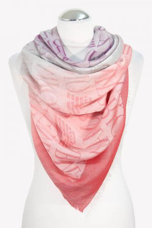 Emporio Armani Schal in Multicolor aus  .1