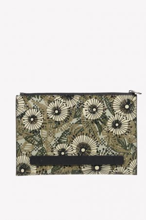 Furla Clutch in Multicolor aus Leder.1