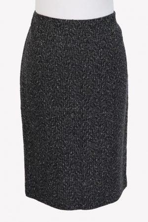 Rena Lange Bleistiftrock in Grau aus Baumwolle aus Baumwolle Alle Jahreszeiten.1