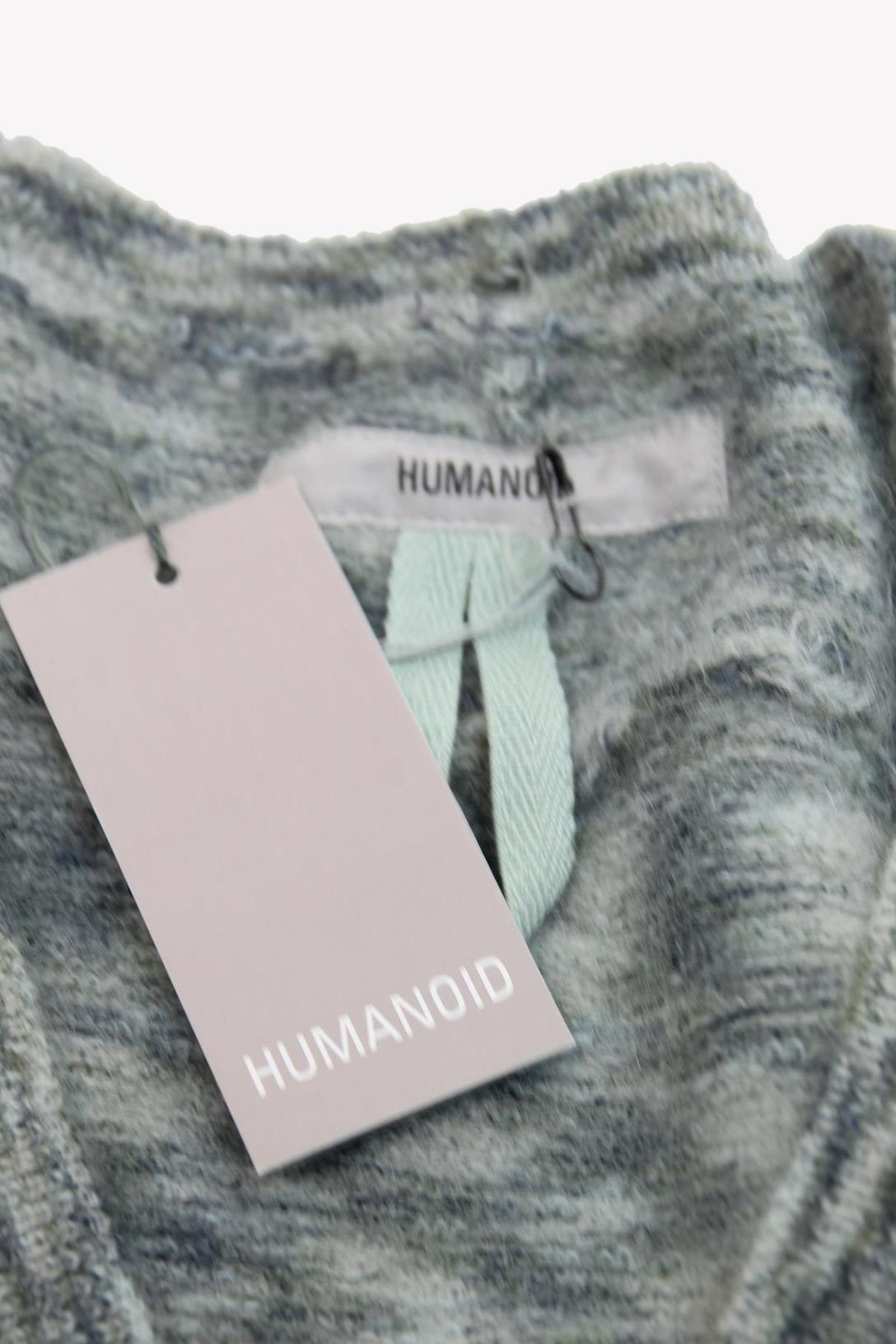 Pullover in Multicolor aus Wolle Humanoid