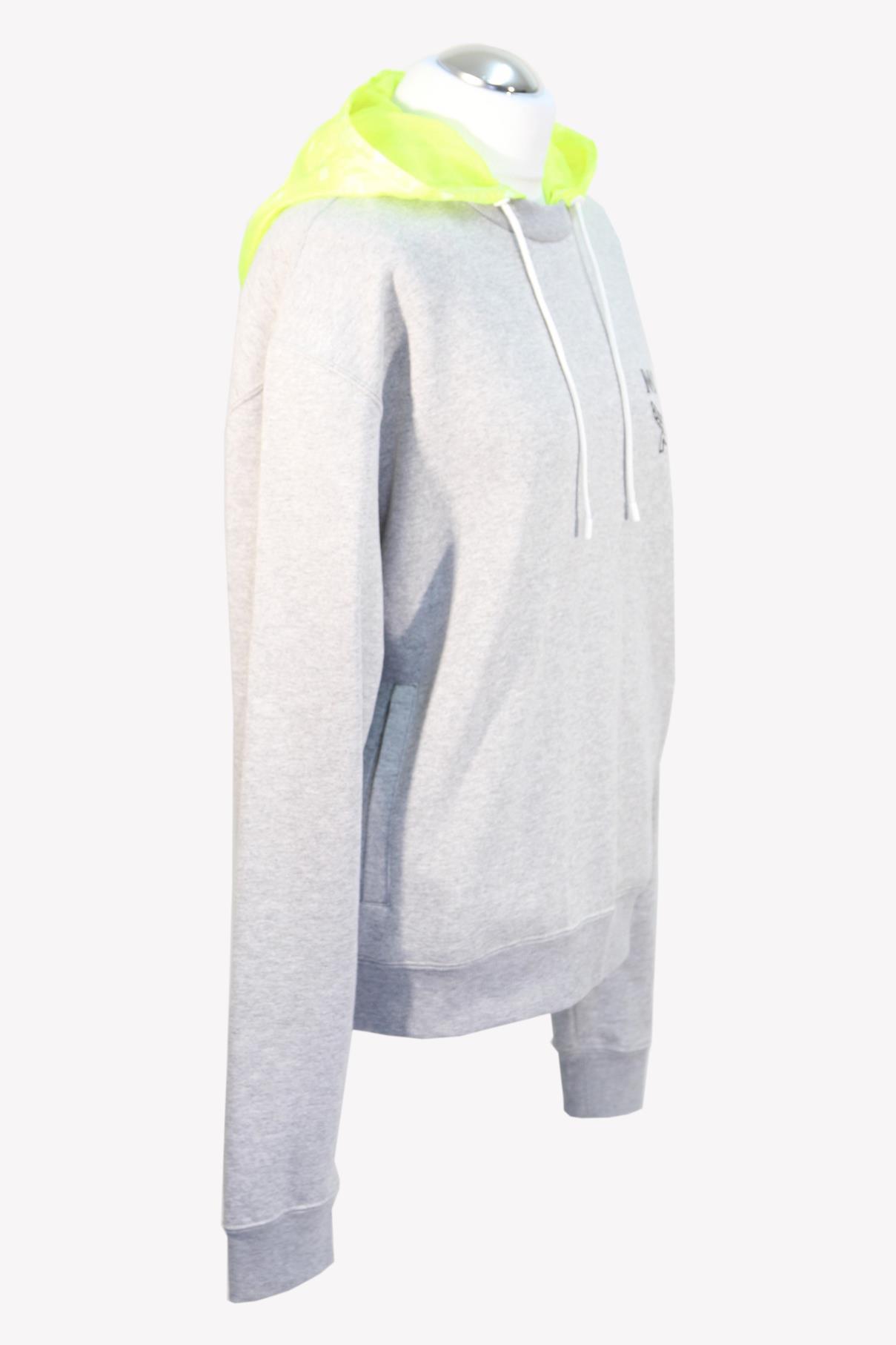 Pullover in Grau aus Baumwolle MCM