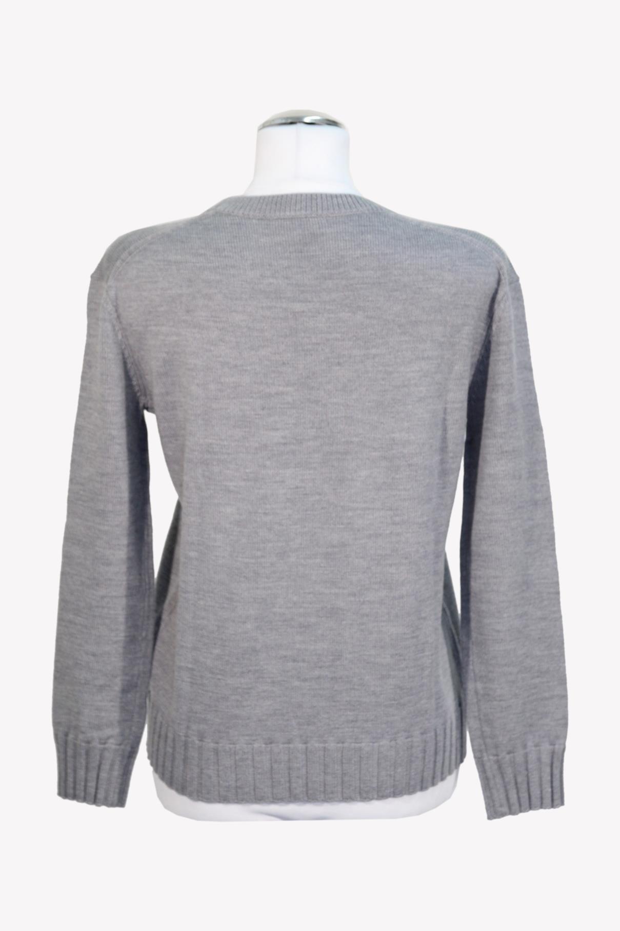 Pullover in Grau Kenzo