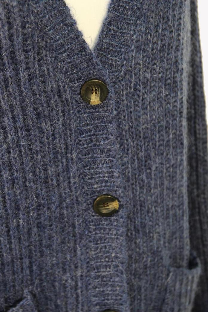 Pullover in Blau Rodier