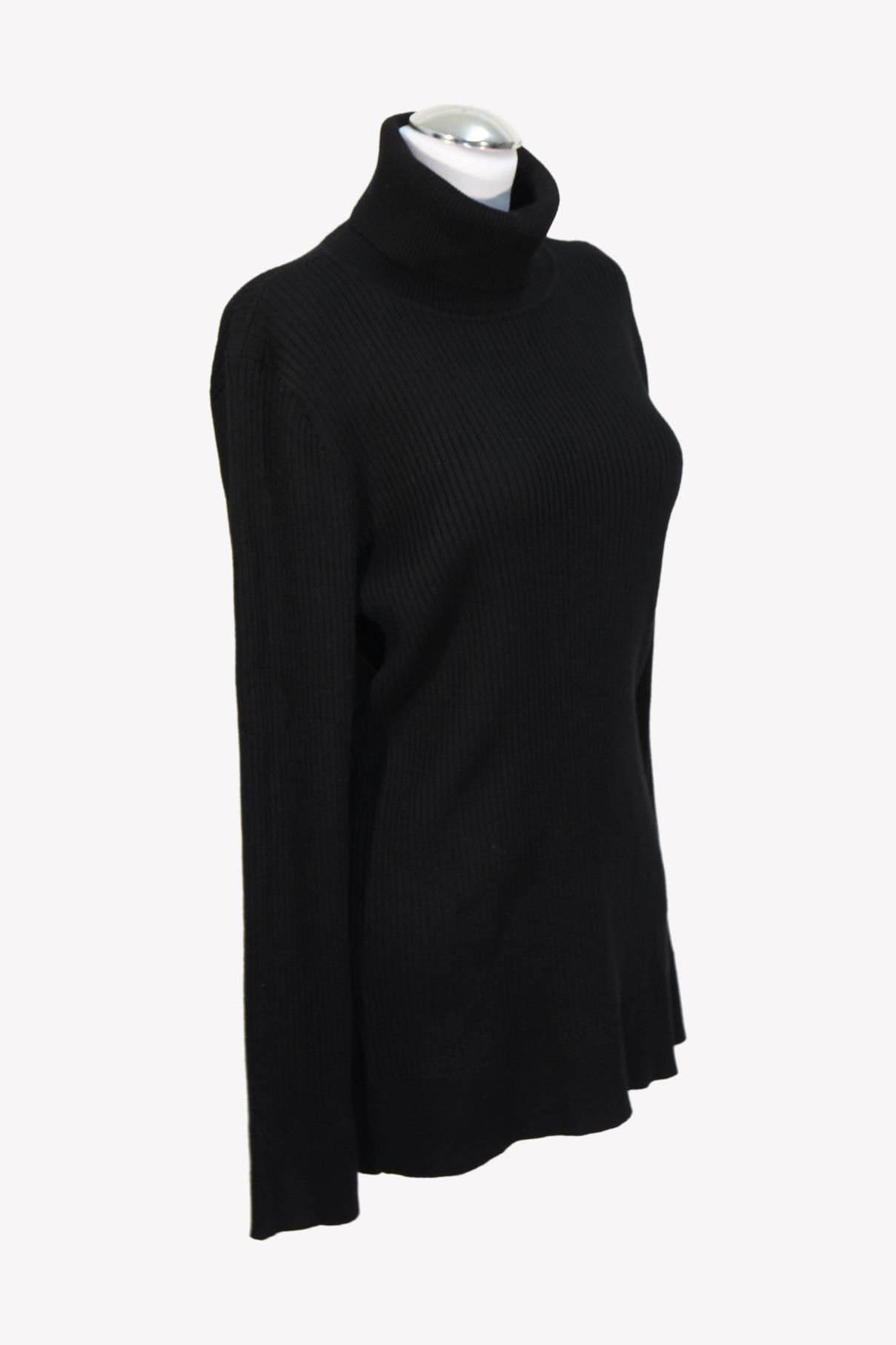 Pullover in Schwarz DKNY