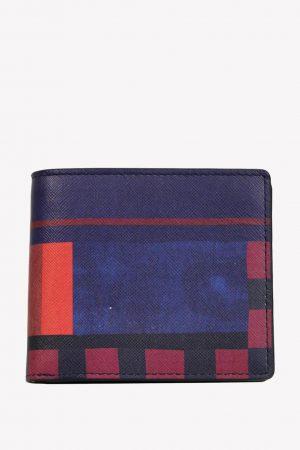 Paul Smith Portemonnaie in Multicolor aus Leder aus Leder .1