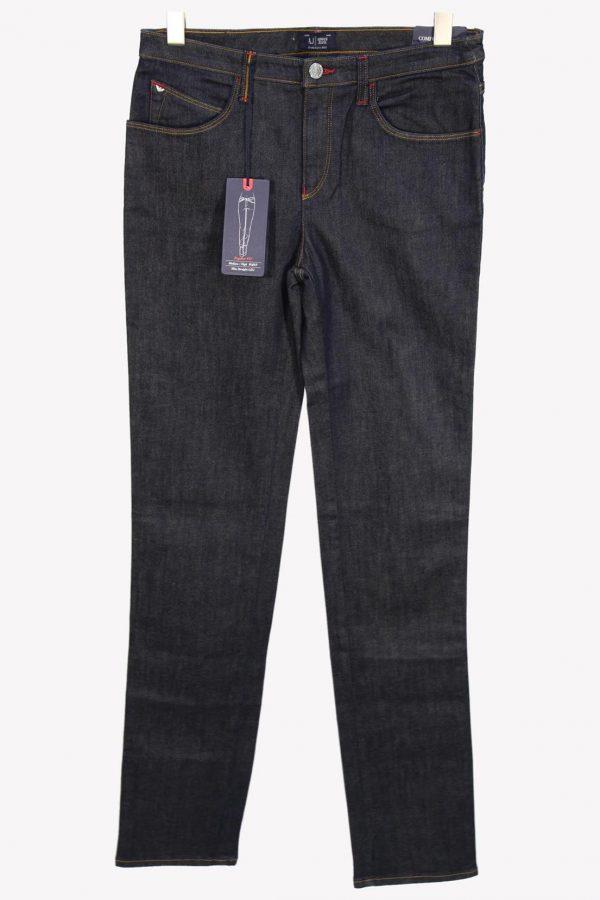 Armani Jeans in Blau aus Baumwolle aus Baumwolle Alle Jahreszeiten.1