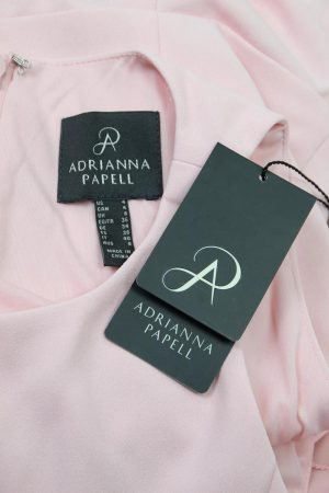 Maxikleid in Rosa Adrianna Papell