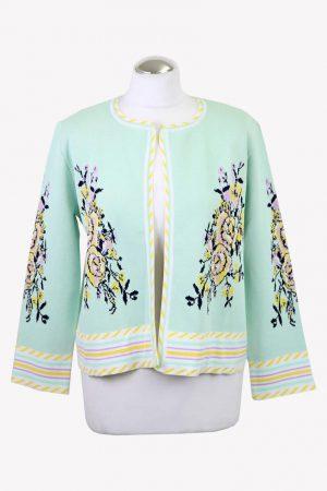 Rich & Royal Pullover in Multicolor aus Viskose Alle Jahreszeiten.1