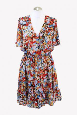 Rebecca Minkoff Shiftkleid in Multicolor aus Polyester Alle Jahreszeiten.1