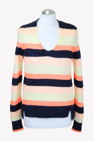 Marc Cain Pullover in Multicolor aus Polyamid Herbst / Winter.1