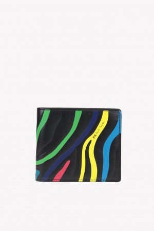 Paul Smith Portemonnaie in Multicolor aus PC .1