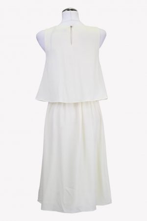 Shiftkleid in Creme Marciano Guess