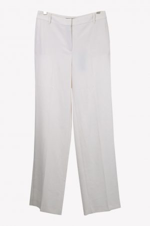 Stoffhose in Creme Marc Cain