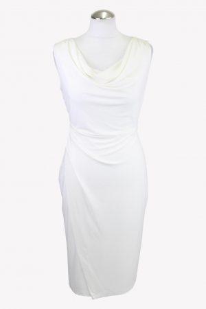 DKNY Shiftkleid in Weiß aus Polyester Alle Jahreszeiten.1