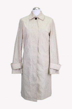 Tommy Hilfiger Trenchcoat in Beige aus Polyester Alle Jahreszeiten.1