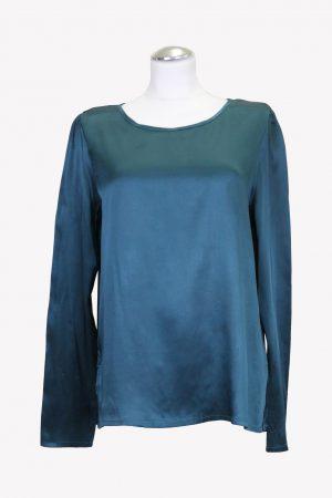Marella Bluse in Grün aus Acetat Alle Jahreszeiten.1