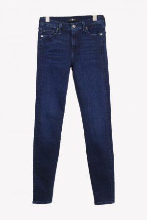 7 for All Mankind Jeans in Blau aus Baumwolle aus Baumwolle Alle Jahreszeiten.1