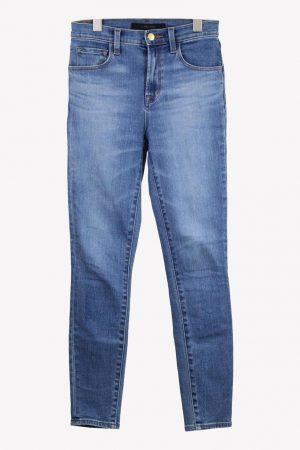 J Brand Jeans in Blau aus Baumwolle aus Baumwolle Alle Jahreszeiten.1
