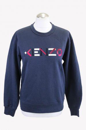 Kenzo Pullover in Blau aus Baumwolle aus Baumwolle Alle Jahreszeiten.1