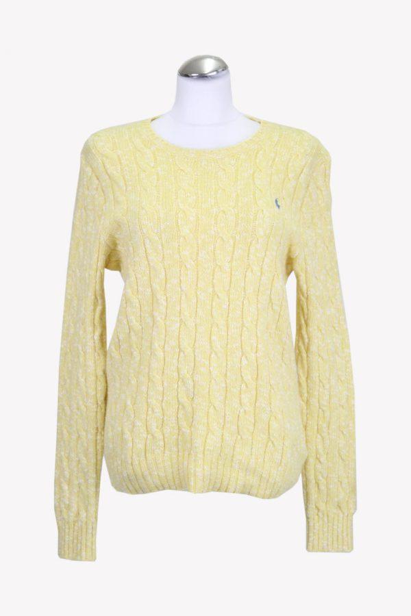 Ralph Lauren Pullover in Gelb aus Wolle aus Wolle Alle Jahreszeiten.1